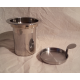 Filtre à thé inox deluxe