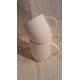 Pack de 2 mugs maxi blanc
