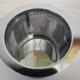 Filtre à thé inox avec couvercle